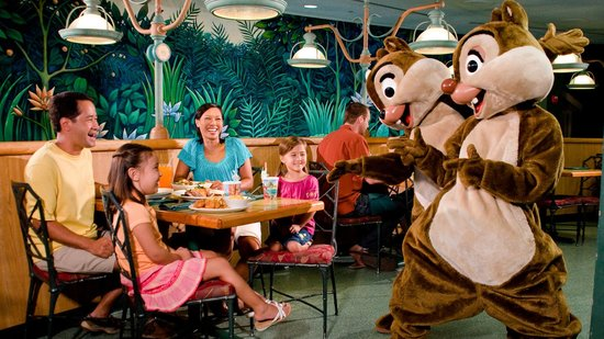 Garden Grill Chip & Dale