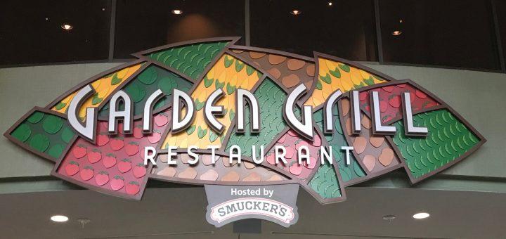 ultimate garden grill review walt disney world - Garden Grill