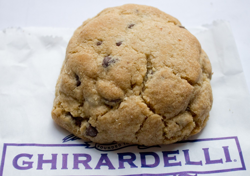 Ghiradelli Cookie