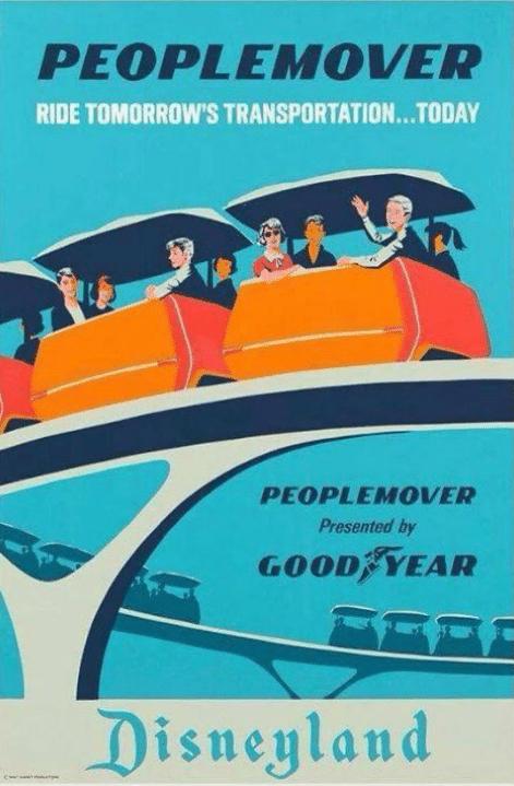 Goodyear Peoplemover