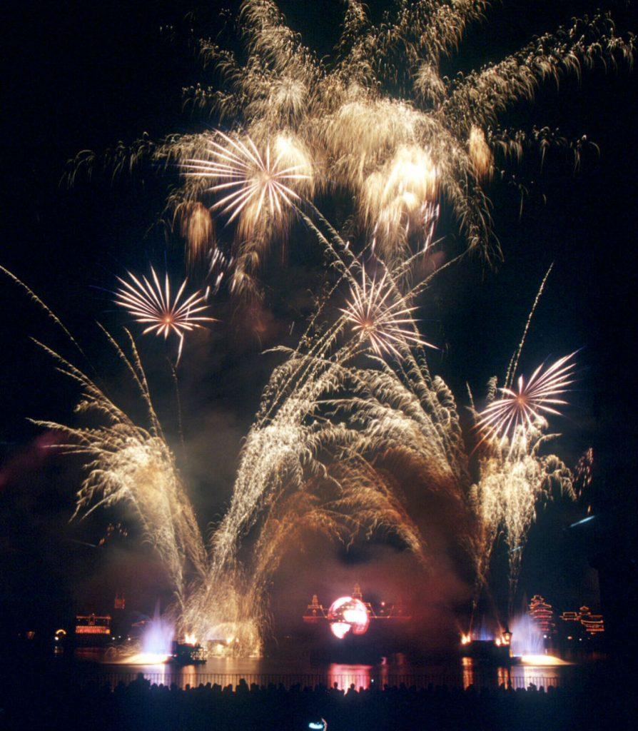 Illuminations Cruise at WDW