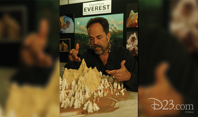 Joe Rohde Expedition Everest