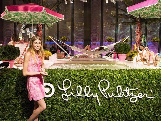 Lilly Pulitzer Disney Springs