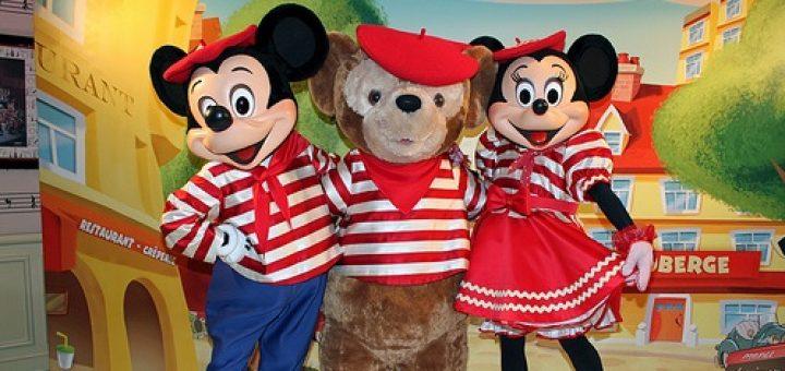 Disney Bastille Day