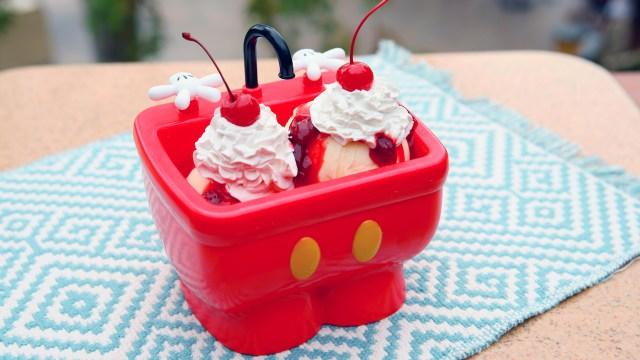 Mickey's Kitchen Sink