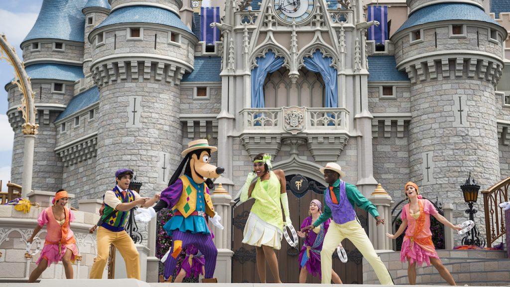 Mickey's Royal Friendship Faire Disney