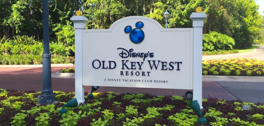 Old Key West Sign