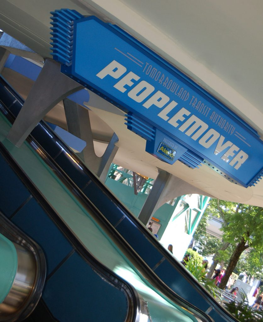 Peoplemover Epcot
