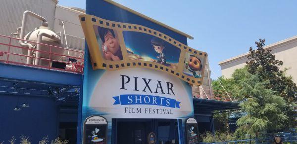 Pixar Shorts Film Festival