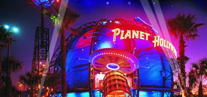 Planet Hollywood Location