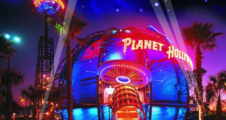 Planet Hollywood Locations