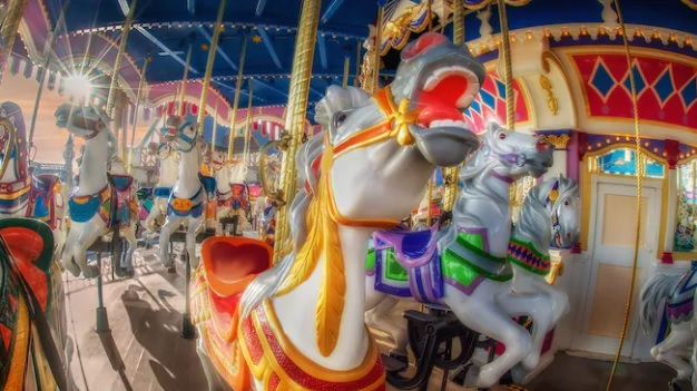 Prince Charming Regal Carousel