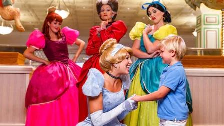 Princess Meet & Greets