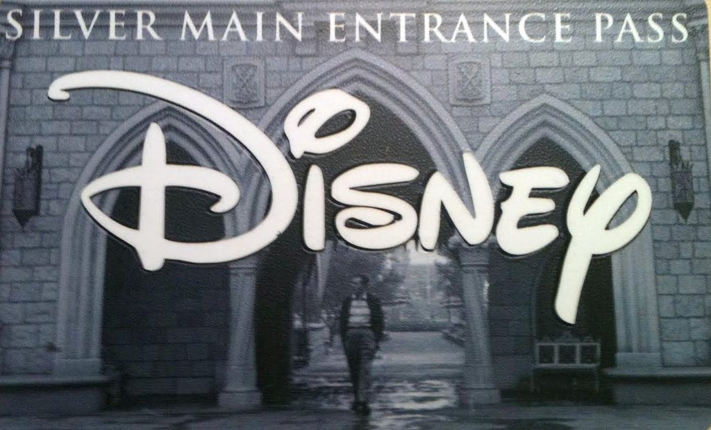 Silver Pass Disney