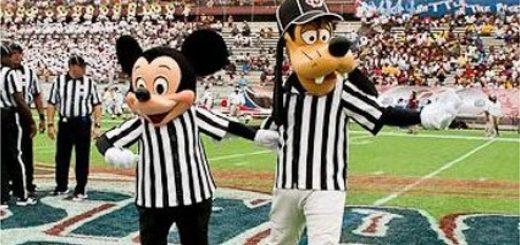 Disney football movies