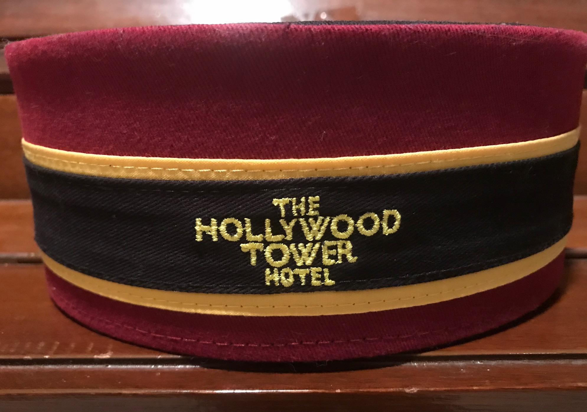 Tower of Terror hat