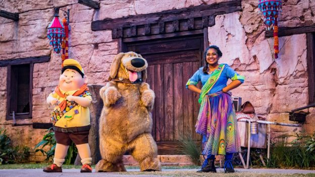 Disney World 2018 Holiday Season