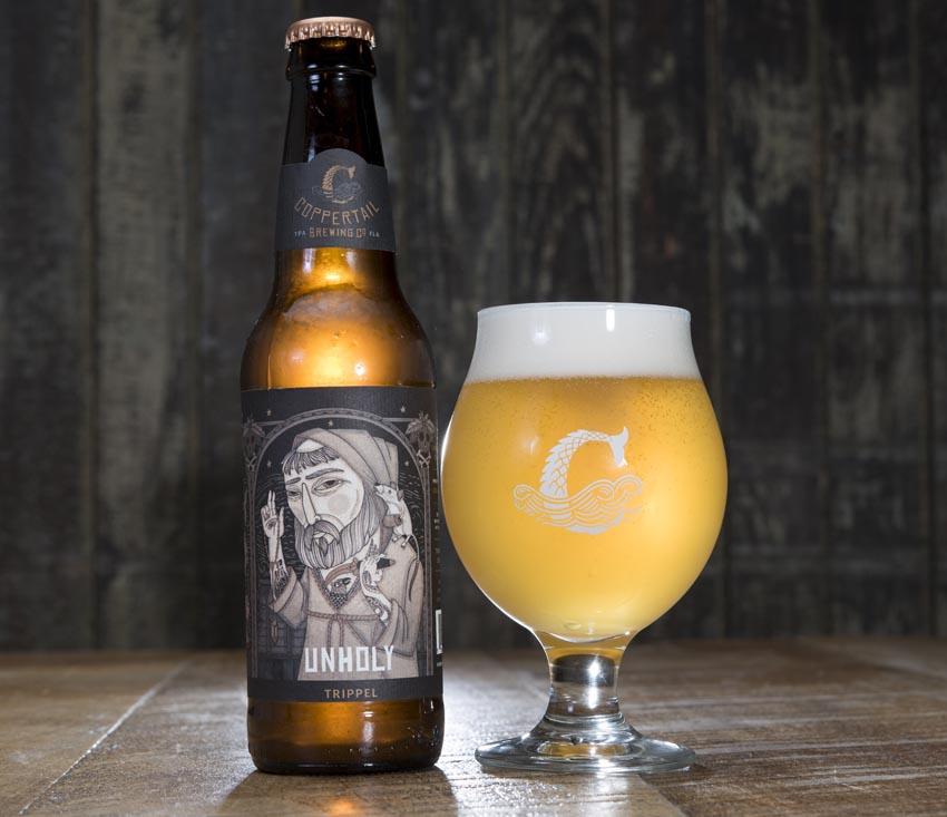 Unholy Trippel Beer