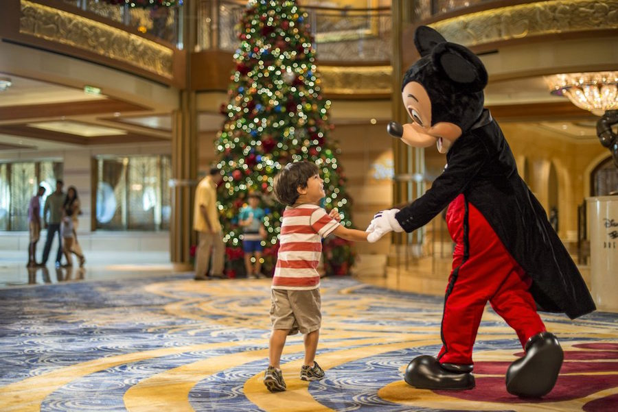 Very Merrytime Disney Cruise