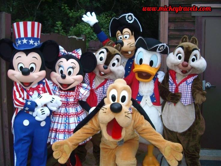 $th of July Disney