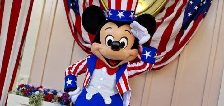 4th of July Disney