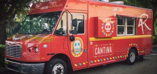 Disney Springs Food Truck