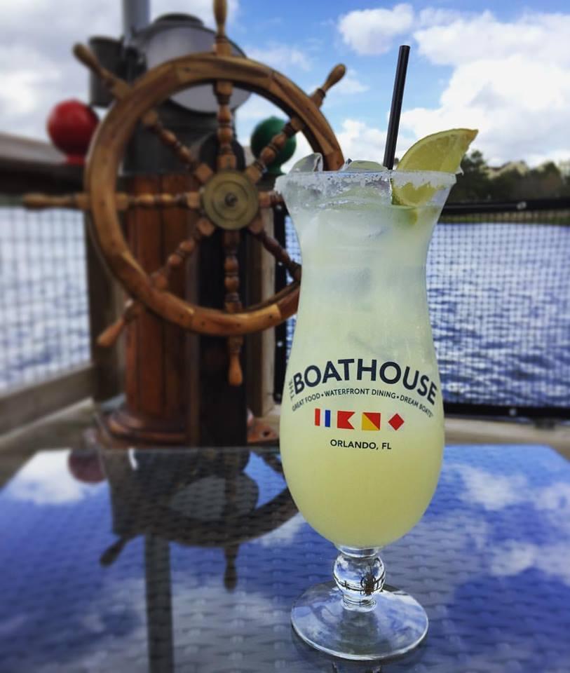 Boathouse drinks