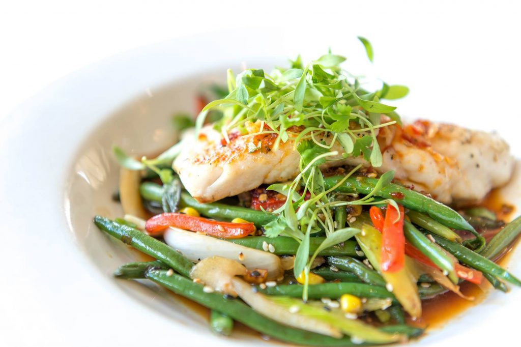 The Boathouse seafood
