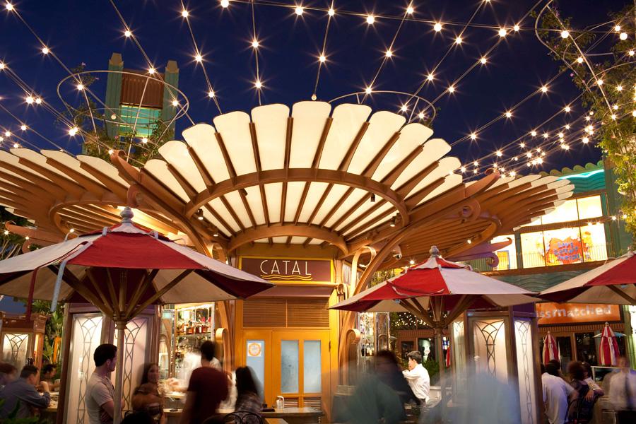 Disneyland Restaurant