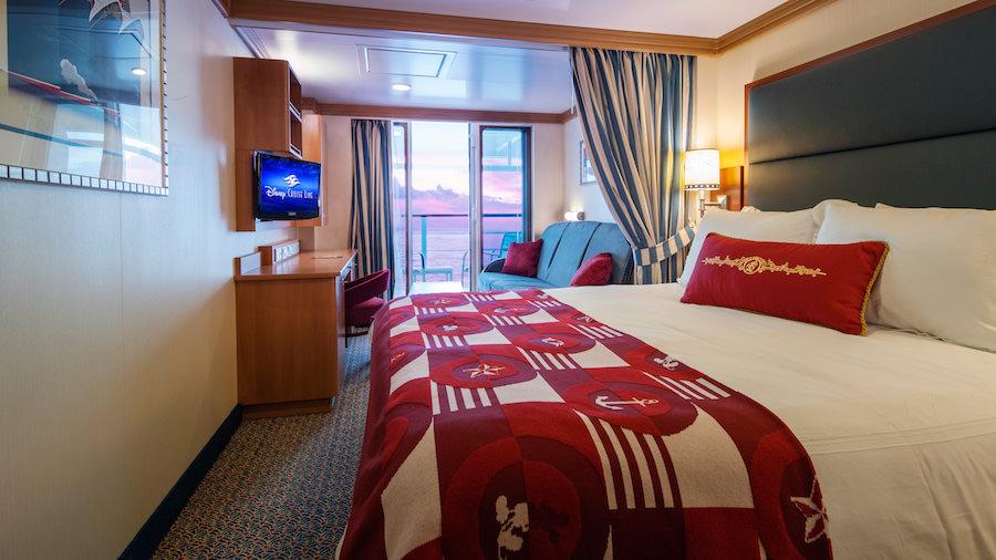 Disney Cruise stateroom categories