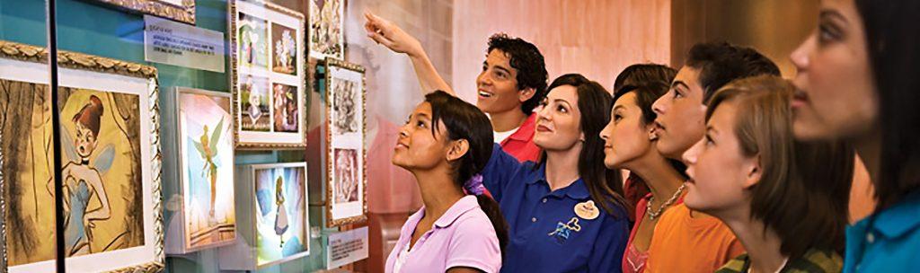 Disney education