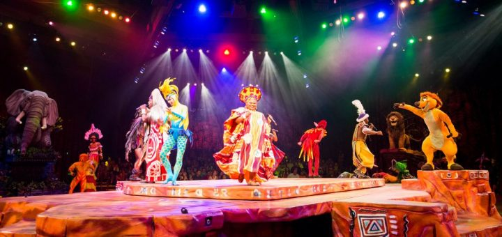 Festival of the Lion King Dining