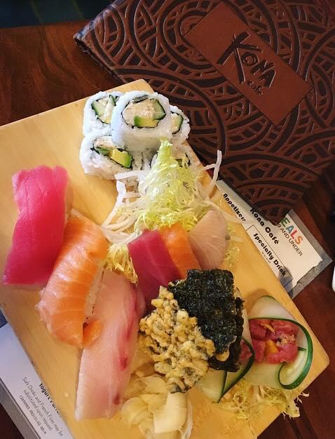 Sushi Kona Cafe