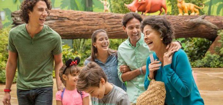 Disney World Family