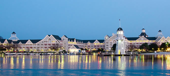 Must Stay At Disney S Yacht Club