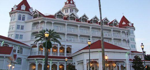 Grand Floridian King Beds