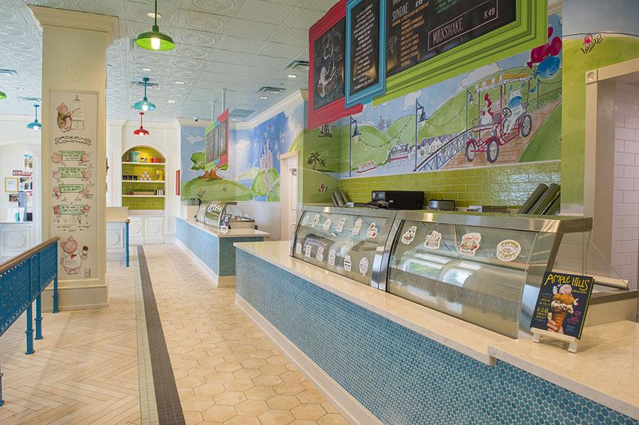 Ice Cream Cones at Disney