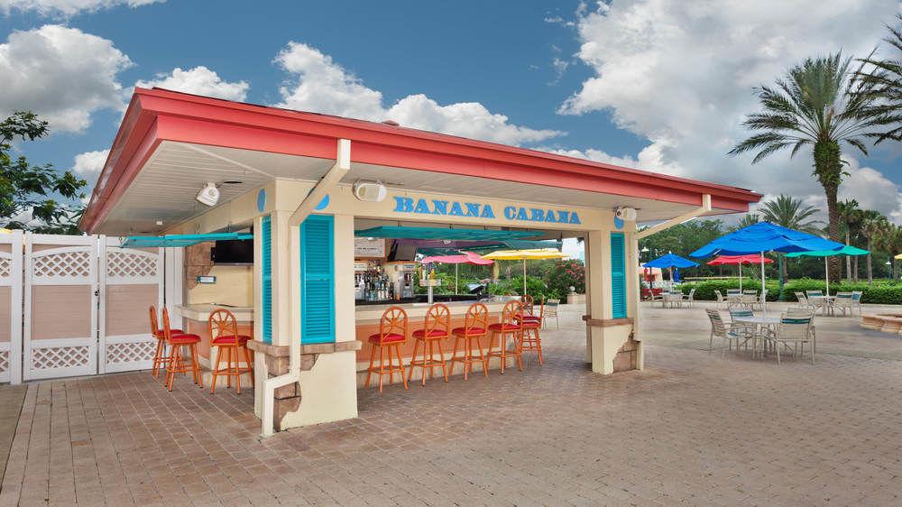 Caribbean Beach menus