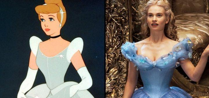 Cinderella vs Cinderella
