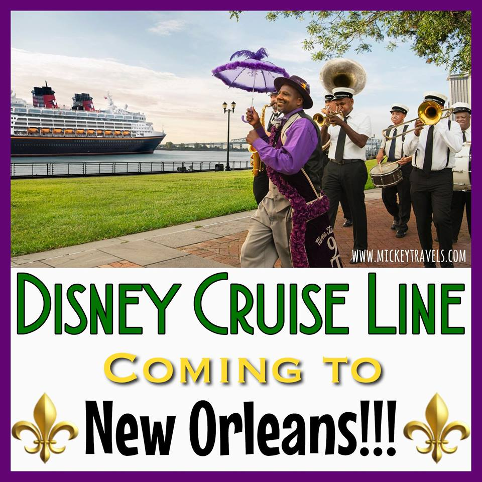 DCL New Orleans