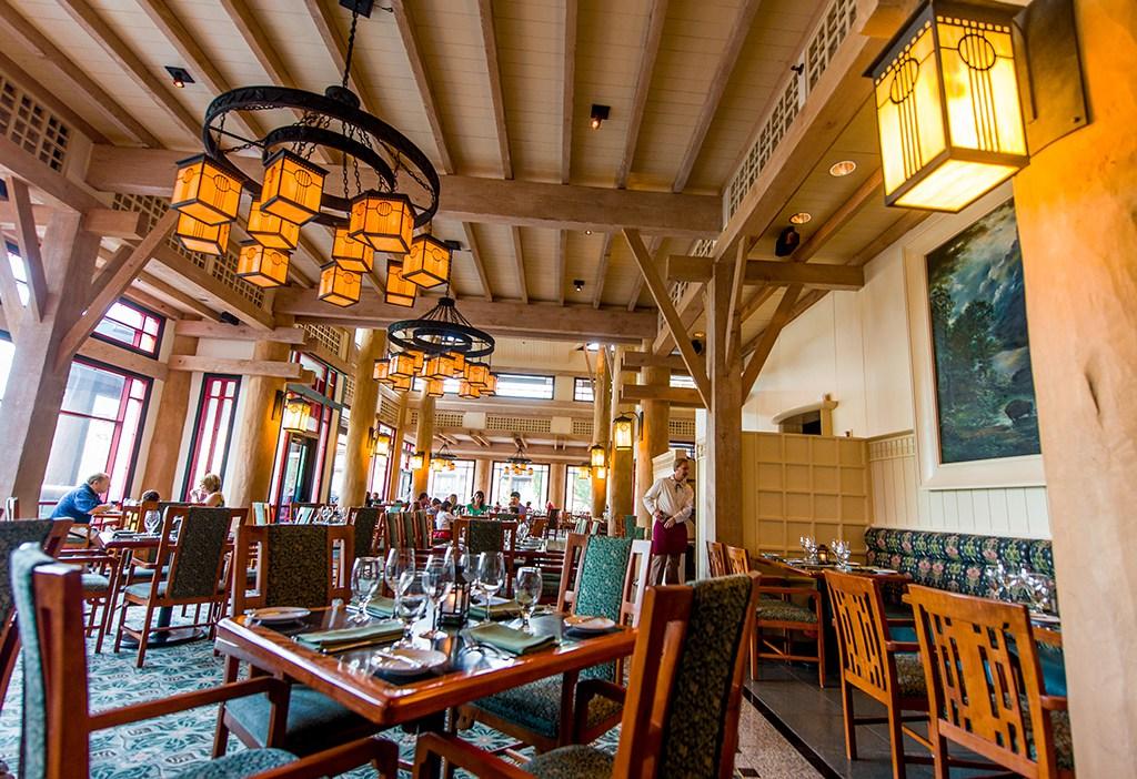 Wilderness Dodge dining