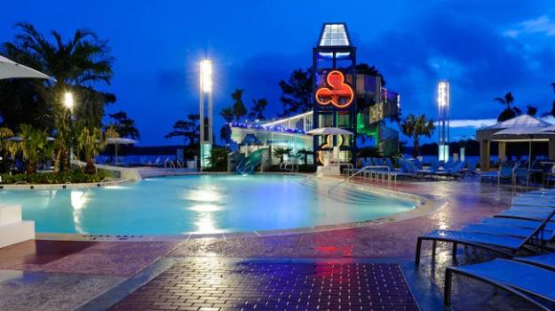 Disney resort amenities