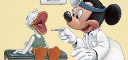 Sick at Disney