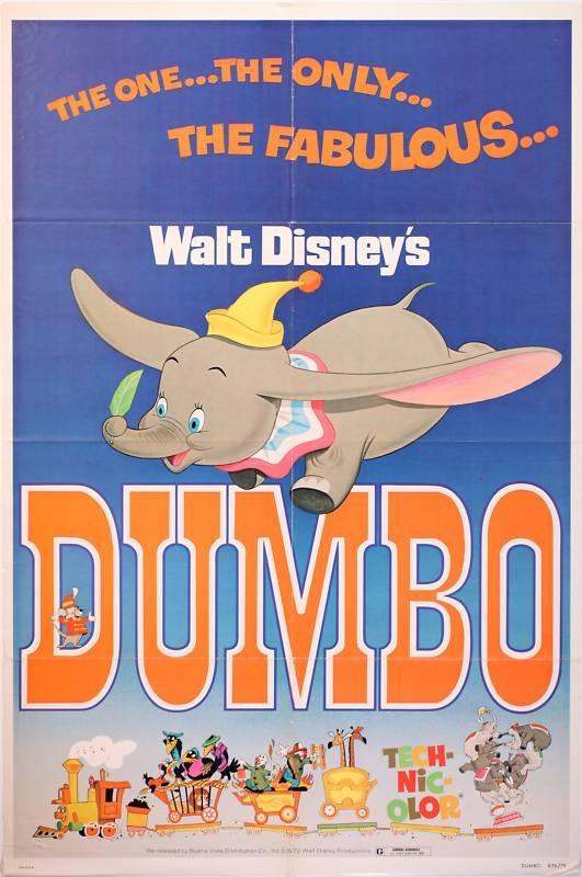Dumbo Original Movie