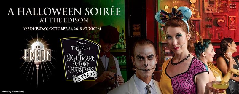 The Edison Halloween