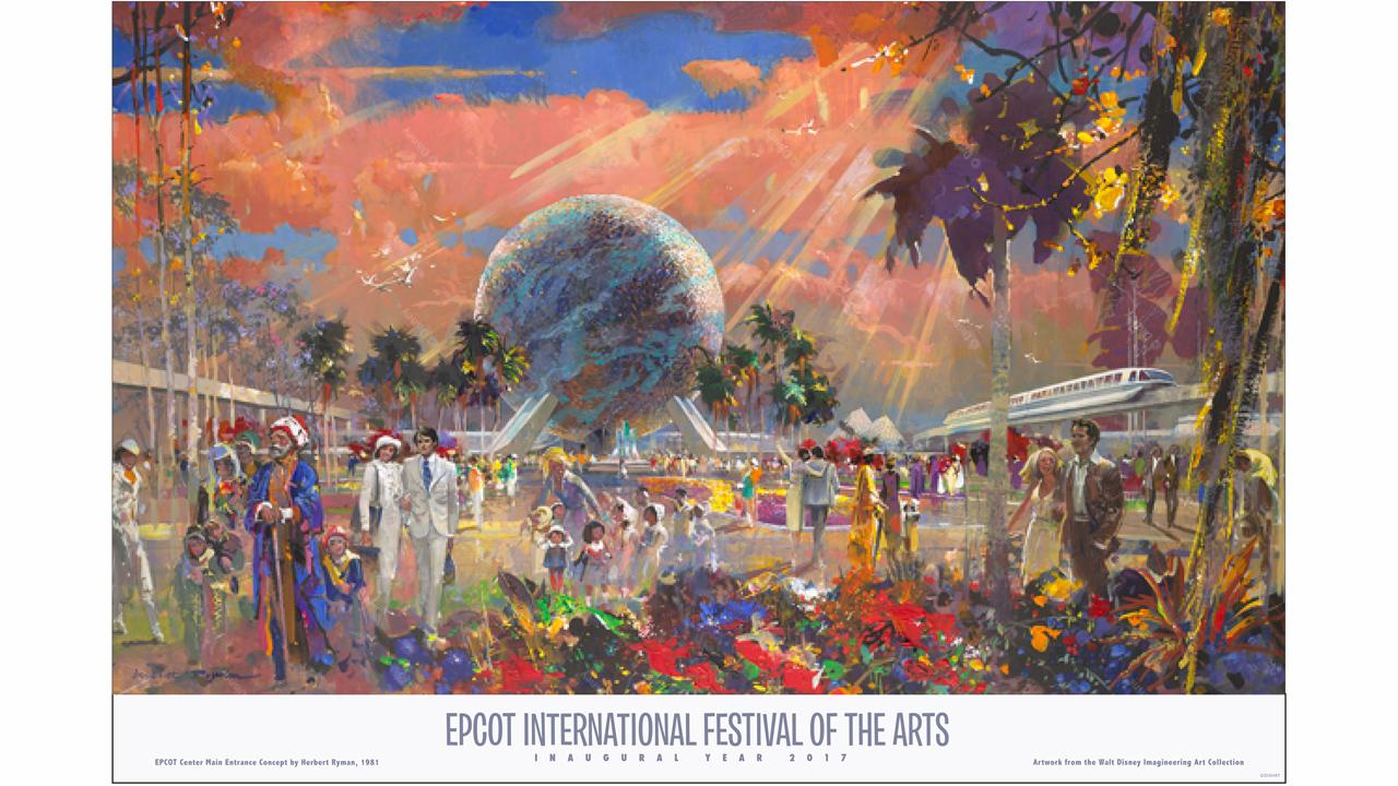 Epcot Festivals