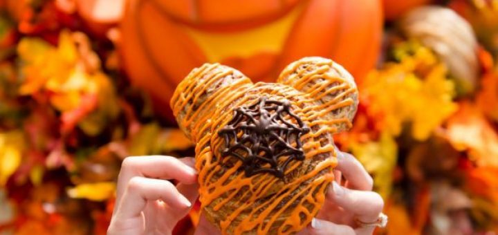 Disney fall foods