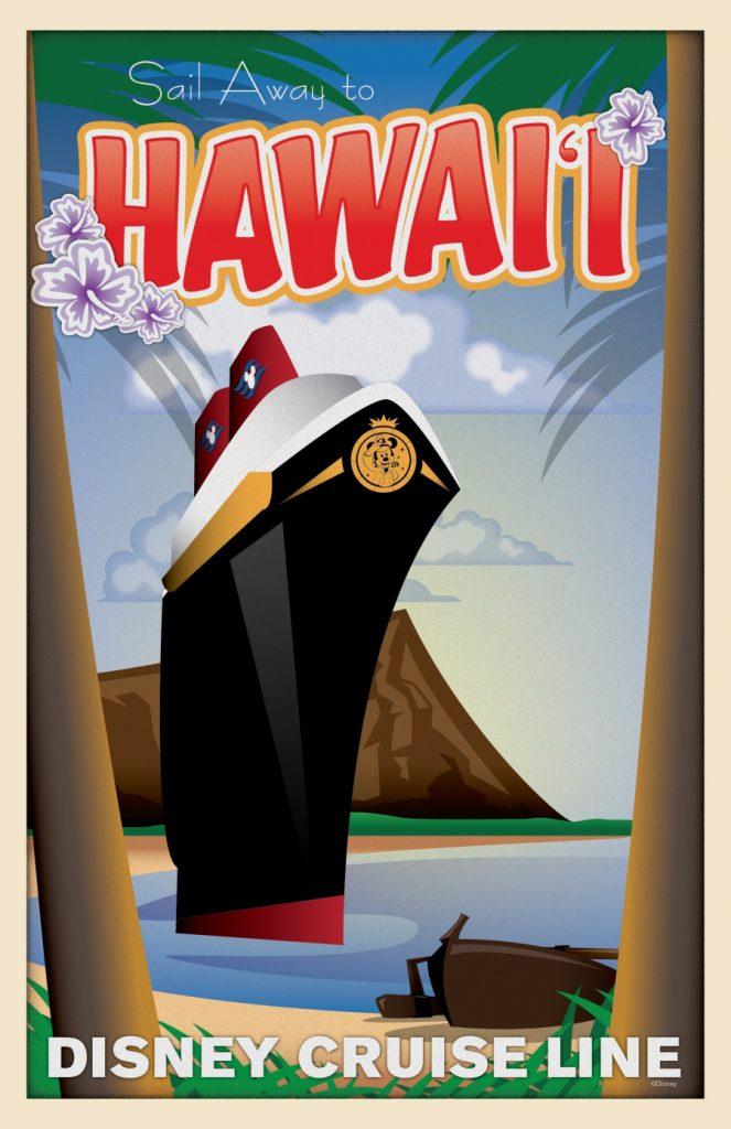 Disney Cruise Line Hawaii