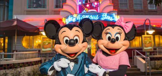 Hollywood and Vine Disney