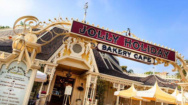 Jolly Holiday Disneyland